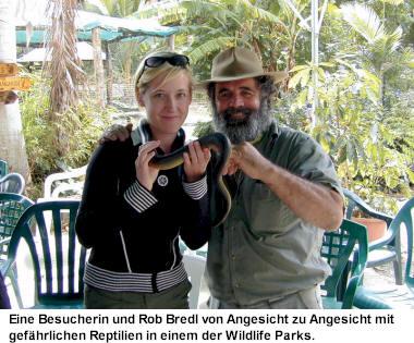 Rob Bredl and Nicole